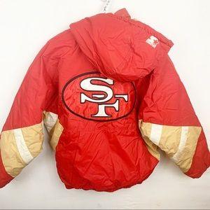 Starter l Vintage San Francisco 49ers Jacket